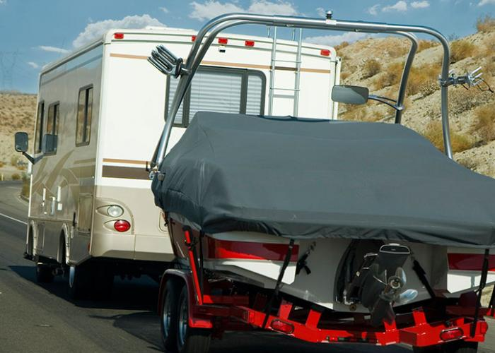 RV & Boat Storage at Store Right Lloydminster